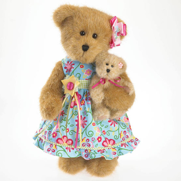 Boyds Plush Bears.