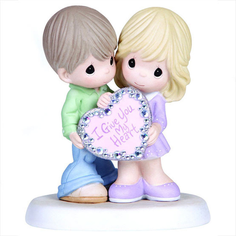 Precious Moments Figurines.