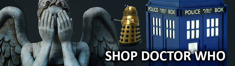 Doctor Who Gifts and Collectibles.