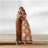 Heartwood Creek Loving Couple Figurine by Jim Shore, 4014445