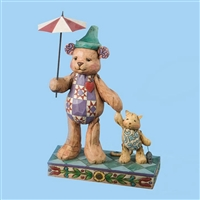Heartwood Creek Circus Bear and Cat Figurine by Jim Shore, 4008185