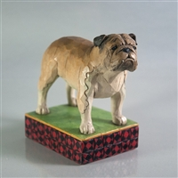Heartwood Creek Bulldog Figurine by Jim Shore, 4009743