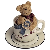 Boyds 'You're The Best' Teabeary Figurine, 24311