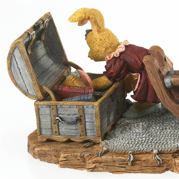 Boyds Bears Playing In The Attic Figurine