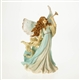 Angel with Trumpet Figurine - Charming Angels, 4028447