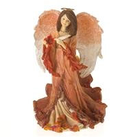 Angel of Fall - Charming Angels Figurine, 4028490