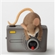 Mouse with Digital Camera - Charming Tails Figurine, 4032998