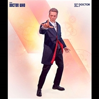 Twelfth Doctor Who 1/6 Scale Figure by Big Chief Studios
