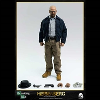 Breaking Bad Heisenberg 1/6 Scale Figure by threeZero