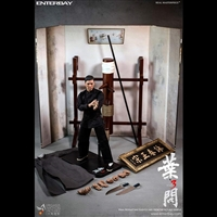 Ip Man Real Masterpiece 1/6 Scale Figure by Enterbay