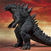 S.H. MonsterArts Godzilla 2014 Articulated Figure