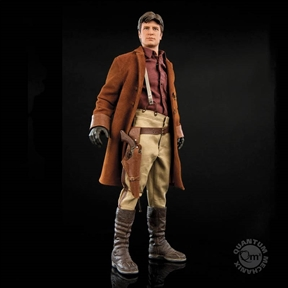 Firefly Malcolm Reynolds 1/6 Scale Figure by Quantum Mechanix