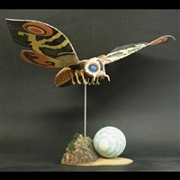 X-Plus Large Monster Series Mothra 1964 Standard Vinyl Figure - IMPORT