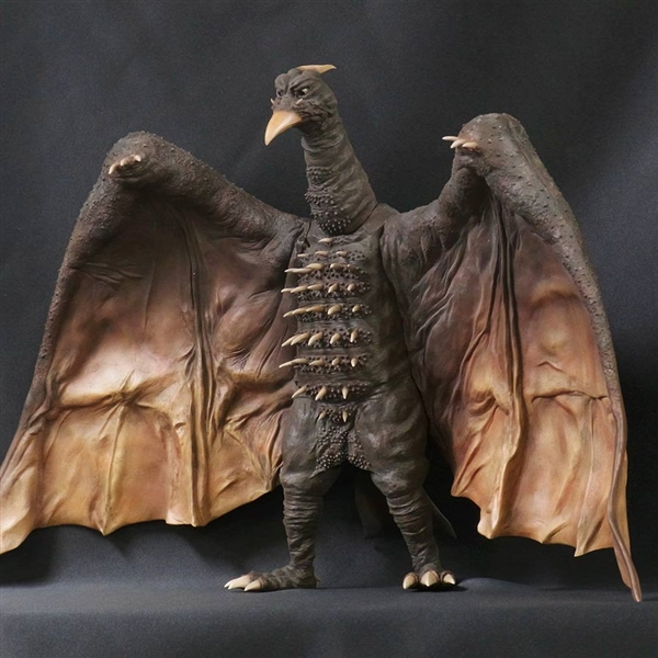 X Plus Godzilla Kaiju 12in Series Rodan 1968 1964 Vinyl