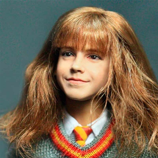 Harry Potter Sorcerers Stone Hermione Granger 1 6 Scale