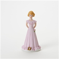 Age 13, Blonde - Growing Up Girls Figurine, E2313