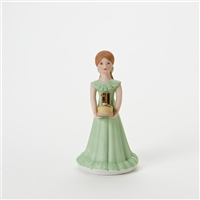 Age 11, Brunette - Growing Up Girls Figurine, E9535