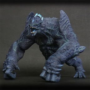 X-Plus Large Monster Series Pacific Rim Leatherback Vinyl Figure - IMPORT