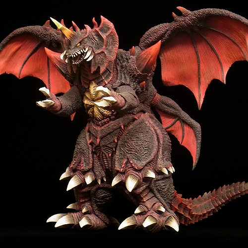X Plus Large Monster Series Destoroyah 1995 Standard Vinyl
