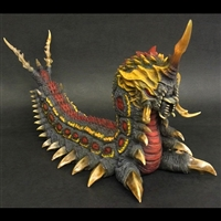 X-Plus 30cm Series Battra Larva (Standard) Vinyl Figure - IMPORT