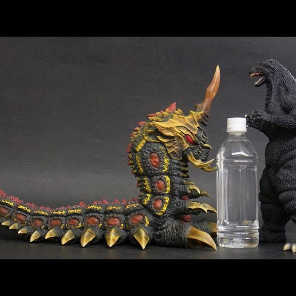 X Plus 30cm Series Battra Larva Standard Vinyl Figure