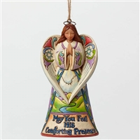 Heartwood Creek Bereavement Angel Ornament by Jim Shore, 4047796
