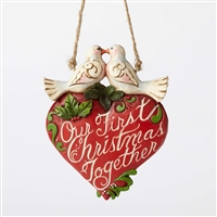 Heartwood Creek 'Our First Christmas' Hanging Ornament, 4053722