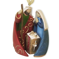 Nativity Christmas Tree Ornament - Legacy of Love, 4036416
