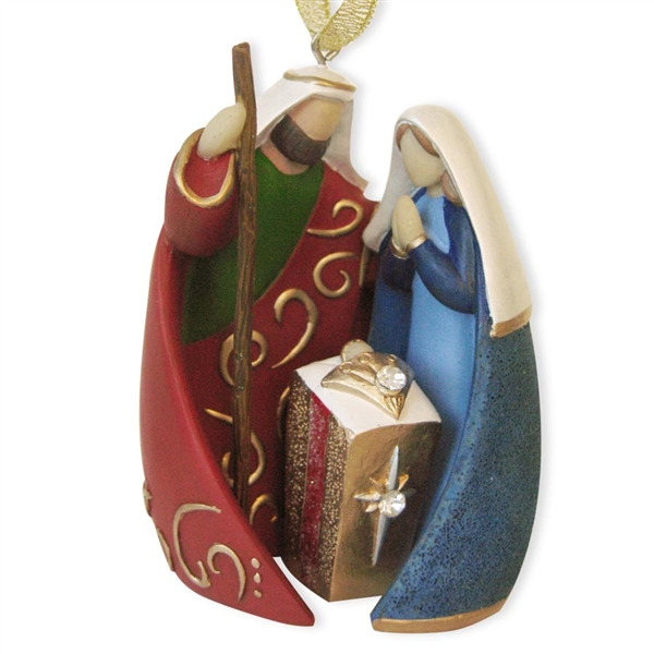 Nativity Christmas Tree Ornament - Legacy of Love, 4036416 ...