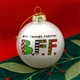 'Best Friends Forever' Christmas Ball Ornament, 4028067