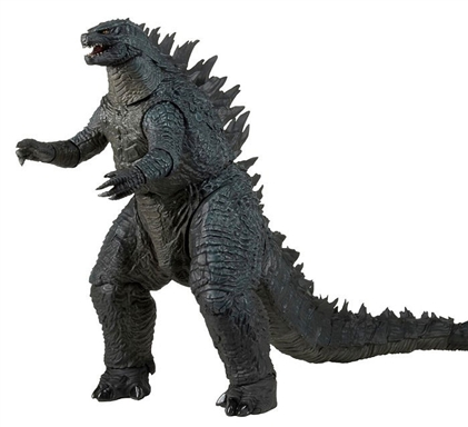 Neca Godzilla 2014 24 Quot Long Head To Tail Action Figure