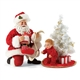 Possible Dreams Santa and Baby's First Christmas Figurine Set, 4057130