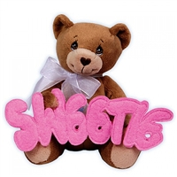 'Sweetie' Bear 6in Plush Bear - Precious Moments, 103501