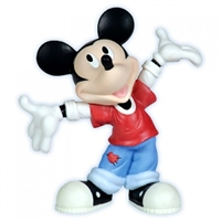 Mickey Mouse - Precious Moments Figurine, 113705