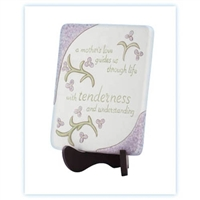 A Mother's Love - Precious Moments Plaque, 844011