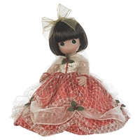 Precious Moments 'Christmas Elegance' 16in Doll 1207