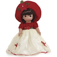 Precious Moments 2015 Annual Christmas Doll