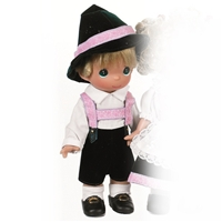 Precious Moments 'Gunther (Germany)' 9in Doll, 3493