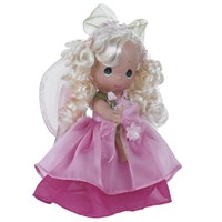 Pretty as a Pixie, Blonde - Precious Moments 9in Doll, 3513