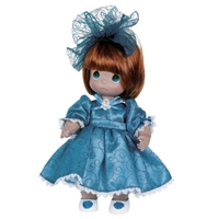 Sad Face, Auburn - 12in Precious Moments Doll, 4733