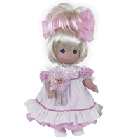 'Precious Pals' - 12in Precious Moments Doll, 4744