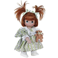 Friends Forever, Auburn - 12in Precious Moments Doll, 4747