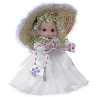 Glamour Girls, Blonde - 12in Precious Moments Doll, 4757