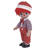 Raggedy Andy - Precious Moments 12in Doll, 4761