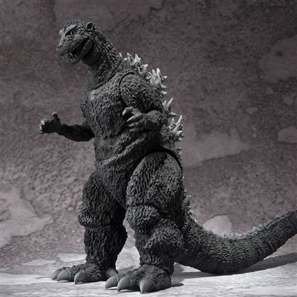 S H Monsterarts Godzilla 1954 Articulated Figure