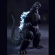 S.H. MonsterArts Kou Kyou Kyoko Godzilla 1989 Articulated Figure | Flossie's Gifts and Collectibles