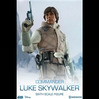 Sideshow Collectibles Luke Skywalker, Hoth 1/6 Scale Figure