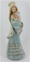 Spanish Madonna with Child - Foundations Figurine, 114615