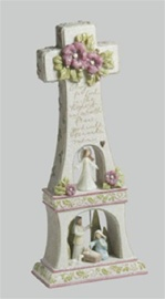 Nativity Angel Cross - 4002826