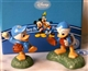 Huey and Louie Playing Baseball - Disney & Me 2-Piece Figurine, 4006556